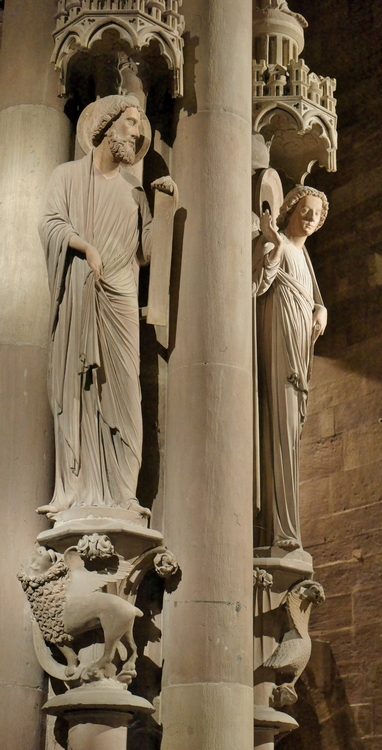 DSC00248 pilier des anges - Strasbourg