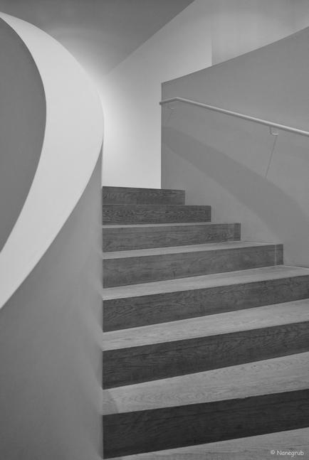 Vitra Design Museum - escalier - DSC02713